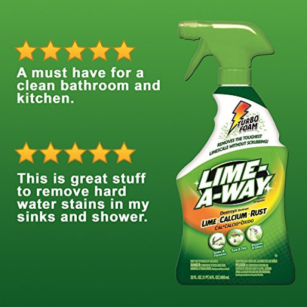 On sale today! Lime-A-Way Lime Calcium Rust Cleaner, 22 oz (Pack of